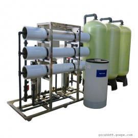 厂家直销 酒店直饮水设备 商务纯水机 全自动RO反渗透纯水设备