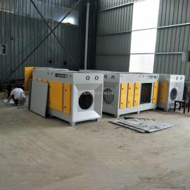 1万风量光氧催化设备净化废气厂家