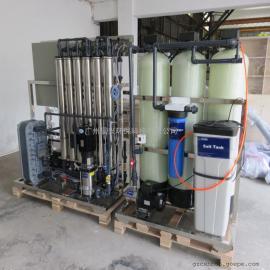 直销EDI超纯水设备 全自动去离子水生产装置 工业水处理设备