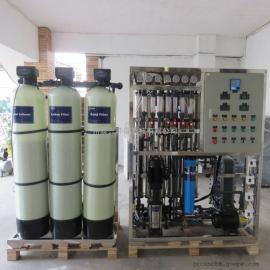 晨兴直接出售电子行业高纯水制取设备 原水去离子纯化水EDI装置