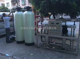 洗衣液用去离子水设备 工业用去离子一级反渗透设备厂家直销