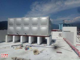 不锈钢保温水箱 太阳能水箱 不锈钢方形水箱 制作安装工厂