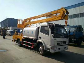 21米直臂高空作业车销售_18米20米路灯安装车多少钱
