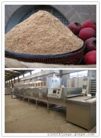 微波膨化营养品杂粮加工设备五谷熟化杀菌机高效微波均匀
