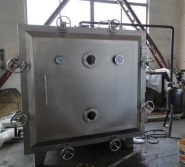 方形真空干燥机-低温干燥机 有毒物料烘干