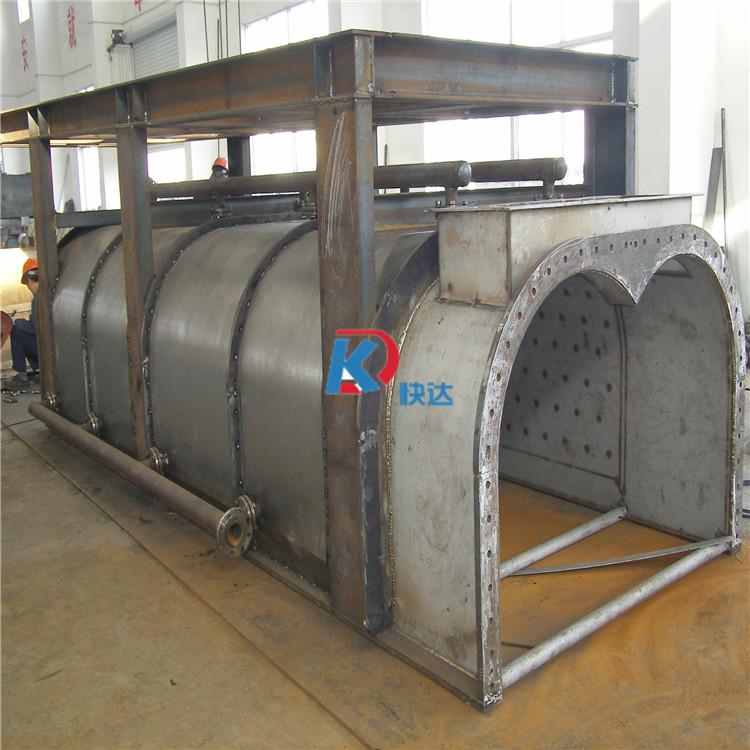 桨叶干燥机 污泥干燥机 环保处理设备