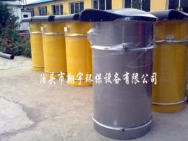 困扰水泥罐仓顶滤筒除尘器的检修粉尘过程 翔宇介绍
