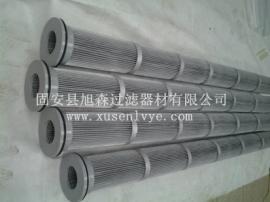 2米铁盖防静电除尘滤芯_除尘设备配套2米防静电除尘滤芯