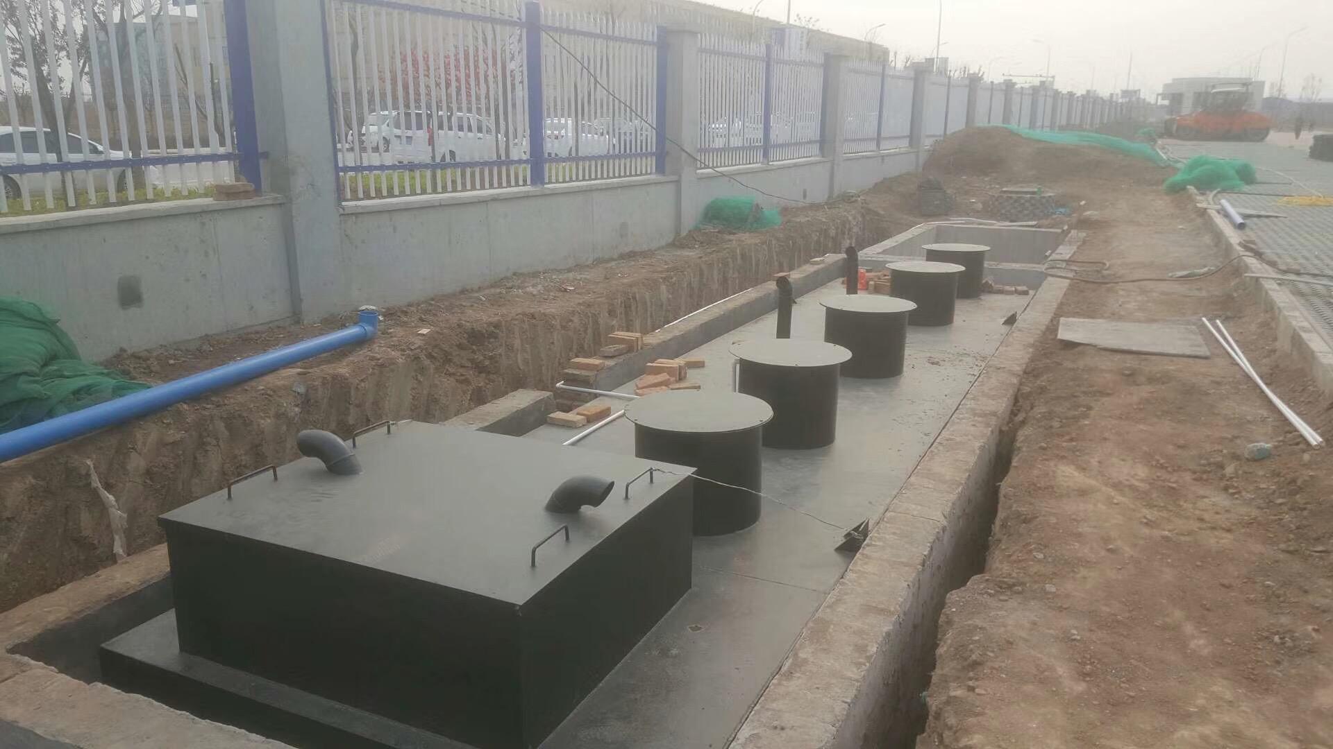 处理印染厂污水 地埋式污水处理设备 工艺现金包达标 贝弘