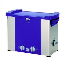 elma P300H双频温度可调台式多功能超声波清洗机