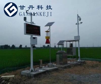 野外小气候自动观测站生产厂家 自动气象站维修 农田气象站配件