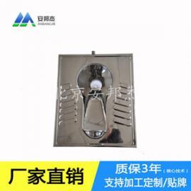 供应工地卫生间不锈钢蹲便器