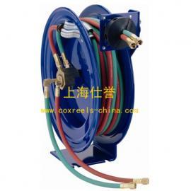 美国COXREELS考克斯焊接卷管器 氧气乙炔卷管器 双管焊接卷盘