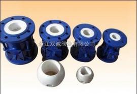 VQ41TC耐磨陶瓷V型球阀