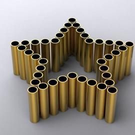 H65黄铜薄壁毛细管 小口径黄铜管 精抽铜套管 精密仪表专用