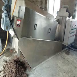 大型叠螺污泥脱水机设备生产厂家