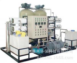 海岛海水淡化设备 有效去除各种杂质 淡化水达生活用水标准