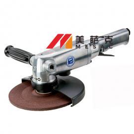 日本SHINANO信浓SI-2600L气动角磨机磨光机进口7寸气动抛光机