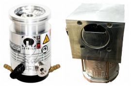 莱宝TW70LS氦检漏仪份子泵维修,Oerlikon莱宝份子泵构件
