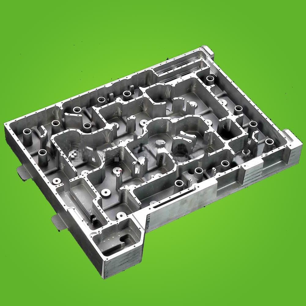 铝合金压铸件机加工腔体去毛刺机|去披锋不割手