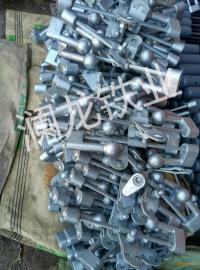 澜龙铁业FDZ防振锤,FDZ-5防震锤基地,组合型FDZ-6F防振锤
