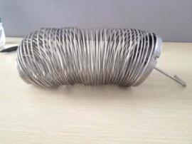 永年县除尘器配件弹簧骨架专业设计生产厂家
