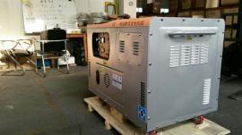 进口8千瓦静音箱式发电机HS-12T