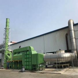 工业油雾集中处理系统