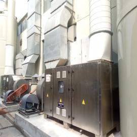 印染定型机烘干机油雾净化回收
