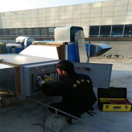 厨房排风系统工程