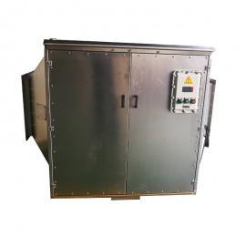 工业粉尘油烟异味净化器装置