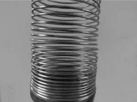 阳城市除尘器专用配件弹簧骨架设计制作生产厂家