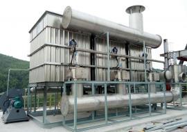 双氧水尾气机组、双氧水生产重芳烃尾气吸附回收装置