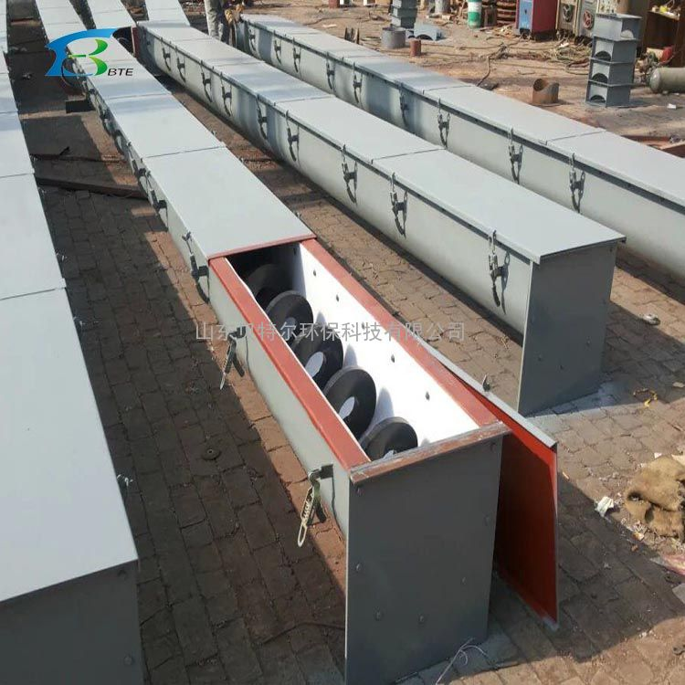 无轴螺旋输送机设备 贝特尔环保 技术先进 品质高