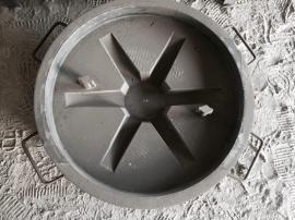 消防井盖钢模具 普通型井盖 力达模具厂家