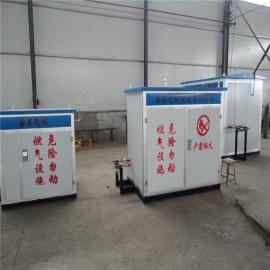 天然气调压箱 CNG调压柜 天然气调压计量站