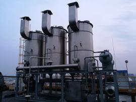 挥发性有机废气活性炭吸附回收装置