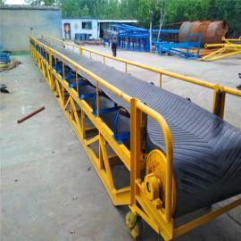DY500-650带宽圆管松散物料皮带输送机