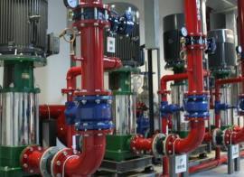 水泵降噪处理、水泵房噪声治理