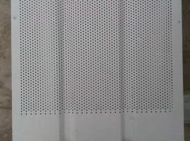 金属微孔隔音墙