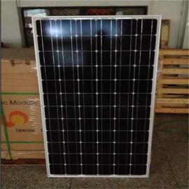 300w多晶太阳能电池板风光互补发电机组环保新能源