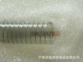 供应TPU钢丝增强管食品用管