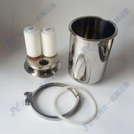 3芯5英寸不锈钢水箱呼吸器 3芯罐顶呼吸器 多芯卫生级快装呼吸器