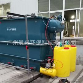 石油化工专用含油污水处理装置 加油站专用油水分离隔油气浮机
