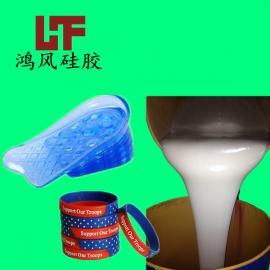 医疗鞋垫用透明液体硅胶,抗振鞋垫软硅胶高透明硅胶