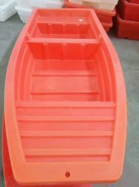 卓远塑业 4.1m 塑料渔船厂家直销