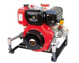 伊藤动力75米扬程手抬式高压消防泵