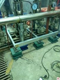 噪音治理水泵房低频噪音专用减震平台