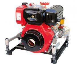伊藤动力80米扬程高压消防泵