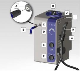 升级版蒸汽清洗机Elmasteam 8 basic现货销售